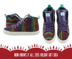 Mom Knows It All 2015 HOLIDAY GIFT GUIDE - Chooze Children's Footwear