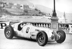 Mercedes-Benz at Monaco Old Sports Cars, Old Race Cars, Grand Prix, Carl Benz, Mercedez Benz, Classic Race Cars, Daimler Benz, Formula 1 Car, Classic Mercedes