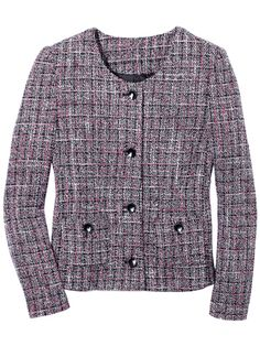 The Uber-Chic, Oh-So-Flattering Jacket You *Need* in Your Wardrobe