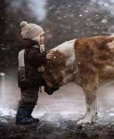 The Farm Life Of Two Brothers Captured Through The Beautiful Photography Of Their Mother Elena Shumilova