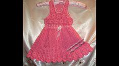 Crochet Patterns  for free  crochet baby dress  2123