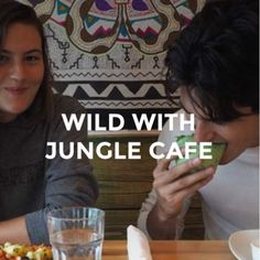 Feed your wild side with @junglecafegreenpointnyc this vegetarian / vegan spot is an incredible place to bring friends and enjoy a vast array of veggie options!