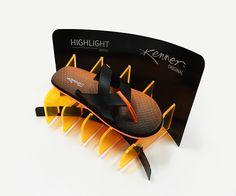 PDV - Display Highlight by Thiago Diques, via Behance