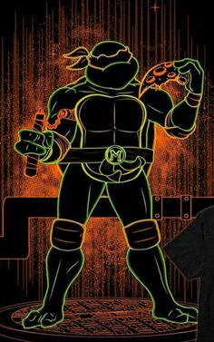 To good Mikey (find it on Facebook) Ninja Turtle Room, Teenage Mutant Ninja Turtles, Ninja Turtle Tattoos, Tmnt Wallpaper, Tmnt Mikey, Tmnt Comics, Shell Shock, Nerd Art, Iconic Characters