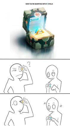 Portal Rings Could Be Dangerous