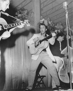 Tampa, Florida - July 31, 1955