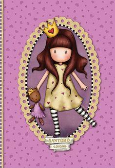 Santoro London, Spot Uv, Sweet Cookies, Mobile Wallpaper, Fairy Tales, Decoupage, Disney Characters, Fictional Characters, Bunny