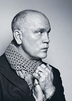 John Malkovich...enough said!