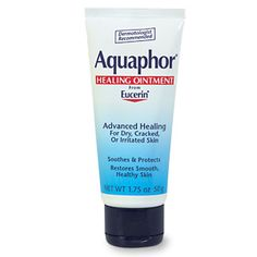 Aquaphor is my favorite product for tattoo aftercare.
