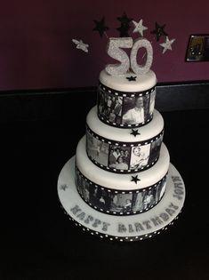 Image result for cake reel of film