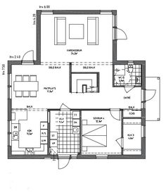 Walk In, House Plans, Floor Plans, How To Plan, Om, Houses, Homes, House Floor Plans, House