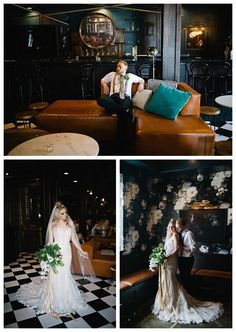 A hip and modern Finca wedding inspiration shoot by Amy Cloud Photo featuring the Valyrian, Allure Style a mermaid wedding dress by Gateway Bridal & Prom in SLC Utah. Slc Utah, Cloud Photos, Alternative Bride, Satin Color, Bridal Gowns, Wedding Dresses, Mermaid Silhouette, Allure Bridal