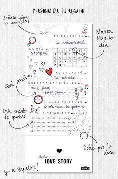 Tutorial Regalo personalizado para San Valentin // St Valentine personalized gift