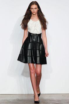 ##fashion #nyfw #2012 #skirt  Black Blazer #2dayslook #new #BlackBlazer #fashion  www.2dayslook.com