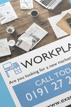 Free print marketing templates to suit your office business. Create your own print designs for stickers, banners, posters and business cards with our free online design tool and templates. Online Templates, Design Templates, New Market, Free Prints, Tool Design, Sticker Design, Workplace, Free Design, Banners