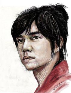 korean actor Lee SeungGi Gu Family Book by SakuTori