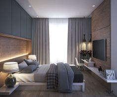 Scandinavian Apartment - Interior Design on Behance Bedroom Furniture, Bedroom Decor, Furniture Showroom, Futuristisches Design, Deer Design, Scandinavian Apartment, Scandinavian Interior, Apartment Interior Design, Living Room