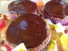 Sweet Fireblue: Sacher cupcakes