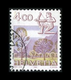Helvetia  | Philately | Stamps |