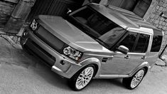 The RS (Discovery) for Land Rover Discovery 2009 - 2013 by Project Kahn, including Pair of Vented Front Air Dams and Pair of Vented Rear Air Dams | Aerodynamic Styling
