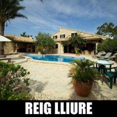 Ferienhaus Pollenca Mallorca Villa Spanien REIG LLIURE