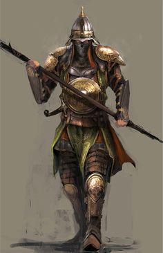 Assassin's Creed: Revelations concept art [Artist: Martin Deschambault]