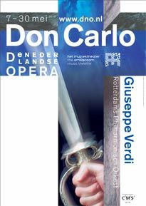 Don Carlo of #Verdi by De Nederlandse Opera in May 2012 in The Amsterdam Music Theatre