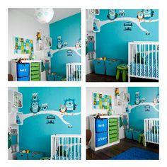 Baby boys room :)