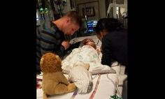 Baby Scheduled to go Off Life Support Responding to Family – Rally and Court Date on Monday Morning