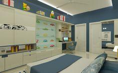 bedroom, cabinet, tv, wall, wall decoration, design, bedroom design