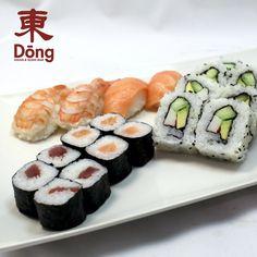 Restaurante Dong Asian Sushi Bar Sushi, Buffet, Wok, Ethnic Recipes, Shopping Center, Restaurants, Woks, Buffets, Sushi Rolls