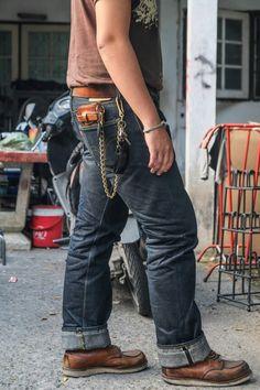 Samurai jeans s5000vx 15th 25oz 135day