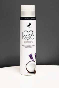 Naked Petcare's Organic Coconut & Lavender Shampoo will make you want to #getnaked. We use a Virgin Coconut Oil to help your pups skin feel the love given its nourishing properties, as well as calming Lavender Essential Oils that double as natural flea deterrents. Our base is an organic Castile Soap, which is a gentle cleanser made from olives through a process begun in the Castile region of Spain hundreds of years ago. The verdict? Our shampoo is nourishing and hypoallergenic. Intereste...