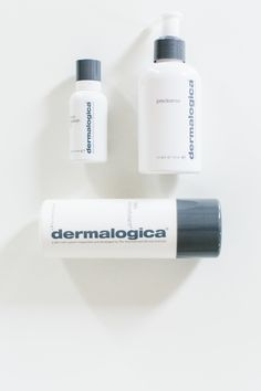 after trying 12 Dermalogica products this blogger narrowed her favorites down to three. three products she can't live without and have changed her sensitive, dry skin.