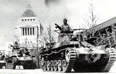 Japan\'s Type 97 Chi-Ha Medium Tank