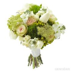 Image result for green flowers for wedding bouquets