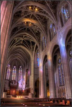 Grace Cathedral (San Francisco, CA)
