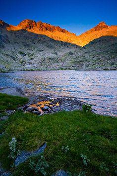 Sunset / Sunrise, Amanece en la Laguna Grande de Gredos, Sierra de Gredos, Ávila, Castilla y León