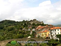Pontremoli, Tuscany, Lunigiana: A territory in the farthest northwestern corner of Tuscany bordering with the southern end of the Liguria region offering numerous castles and enchanting medieval villages.