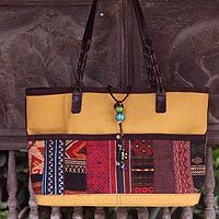 Hill Tribe Yellow from @NOVICA, They help #artisans succeed worldwide.