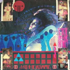 Siouxsie and the Banshees - A KISS IN THE DREAMHOUSE (1982)