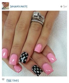 THey do their thing wit those nails