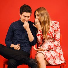 We asked the two lead actors of <i>Paper Towns</i> to assign cast superlatives to their co-stars. These are their answers.
