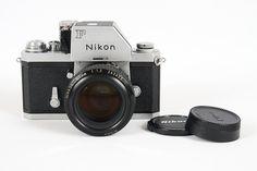 Nikon Photomatic FTN 35mm Camera 35mm Camera, Vintage Photography, Binoculars, Nikon, Appliances, Photography, Vintage Typography
