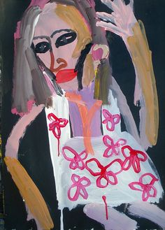 fashion girl by Shohei Hanazaki, via Flickr