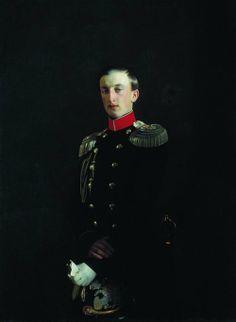 Grand Duke Nikolai Nikolayevich, third son of Emperor Nicholas I and Alexandra Feodorovna.