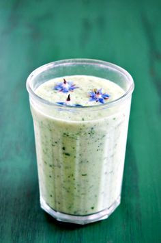 Cucumber and Sorrel      Cucumber and Sorrel Smoothie. YUM!  https://www.pinterest.com/pin/186758715774798878/   Also check out: http://kombuchaguru.com