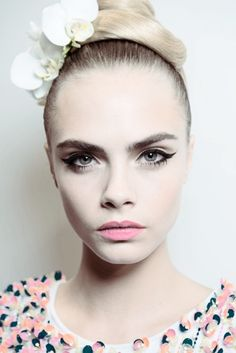 Cara Delevingne | Inspiration for Photography Midwest | photographymidwest.com | #photographymidwest #pmw