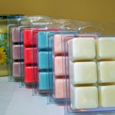 Pure Essential Oils with Julie: Make your own Candle Warmer Bars with Essential Oils!
