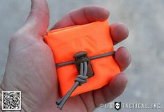 Intermittent Tactical Solutions: MPIL (Marker Panel, Individual, Lightweight) - manufactured in the USA by our friends at Battle Systems and a replacement for the legacy VS-17 panels commonly used in the Military for signaling and recognition. The standard MPIL features Hi-Vis Orange on one side and Hi-Vis Violet on the other for contrast and versatility. We're also carrying a limited supply of MultiCam/Hi-Vis Orange MPILs too.